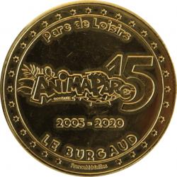 Médaille Animaparc