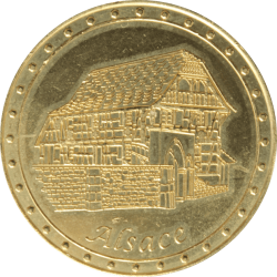 Médaille Alsace