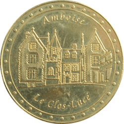 Médaille Amboise Château
