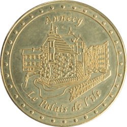 Médaille Annecy