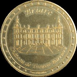 Médaille Briare - Château