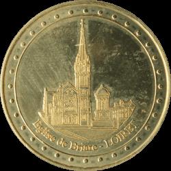 Médaille Briare - Eglise