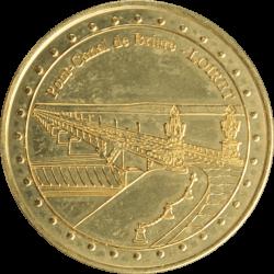 Médaille Briare - La Malle...