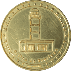 Médaille Brive la Gaillarde