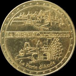 Médaille Carcassonne