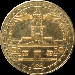 Médaille Phare de Carteret