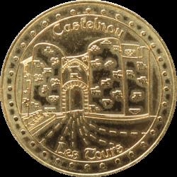 Médaille Castelnou