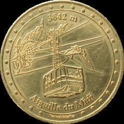 Médaille de Chamonix - Mont...