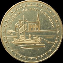 Médaille Couthures sur Garonne