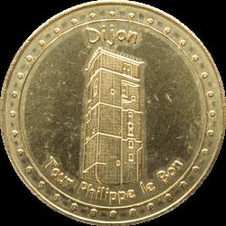 Médaille Dijon Chouette -...