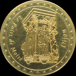 Médaille Dijon Palais des...