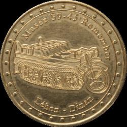 Médaille Dinan - Musée...