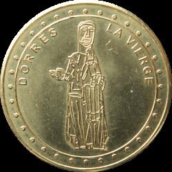 Médaille Dorres - Cerdagne