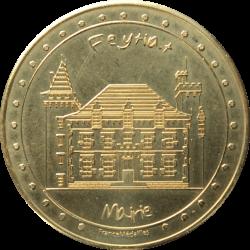 Médaille Fétyat - Pastel