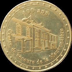 Médaille la Mauvendière...