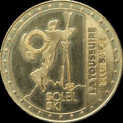 Médaille La Toussuire