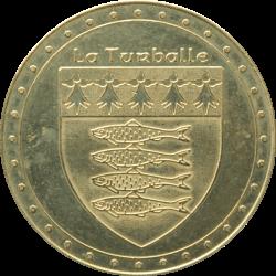 Médaille La Turballe
