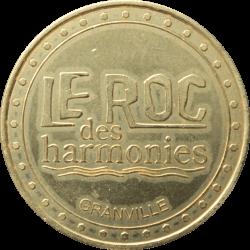 Médaille le Roc des Harmonies