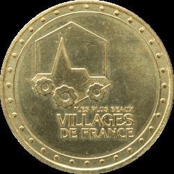 Médaille Talmont sur Gironde