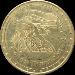 Médaille Tourmalet (le col...