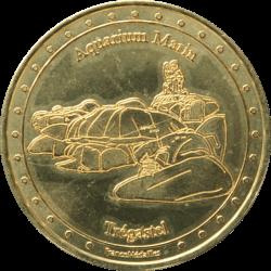 Médaille de Trégastel...