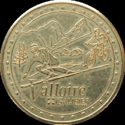 Médaille de Valloire