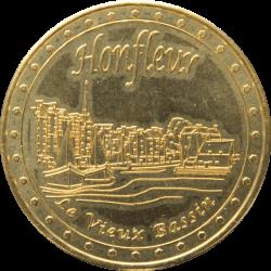 Médaille de Honfleur Pont...