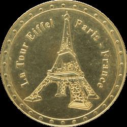 Médaille La Tour Eiffel
