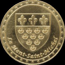 Médaille Mont Saint Michel...