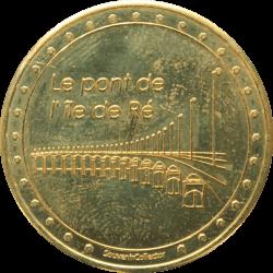 Médaille Ile de Ré