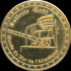 Médaille Batterie Todt