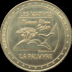 Médaille Les Mathes - ZOO...