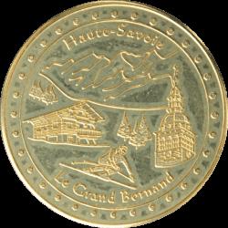Médaille Le Grand Bornand