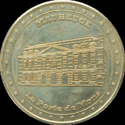 Médaille Zoo Maubeuge - la...