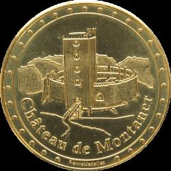 Médaille Montaner - Château...