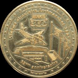 Médaille Arromanches 360°