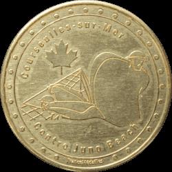 Médaille Centre Juno Beach 65