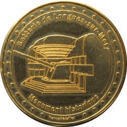 Médaille de Longues-sur-Mer
