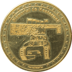 Médaille du Mémorial de...