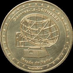 Médaille Musée du Radar -...