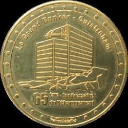 Médaille Mur de L'atlantique