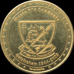 Médaille du Musée No. 4 du...