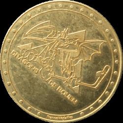 Médaille Dragon de...