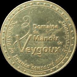 Médaille Domaine du Manoir...