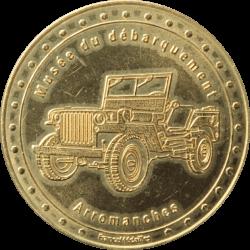 Médaille 2 du Musée du...