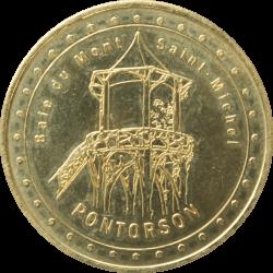 Médaille 1 de Pontorson -...