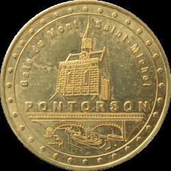 Médaille 2 de Pontorson -...