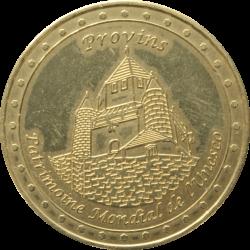 Médaille Provins - UNESCO