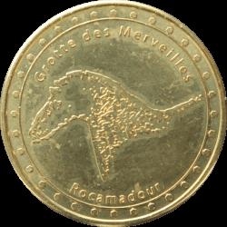 Médaille Rocamadour