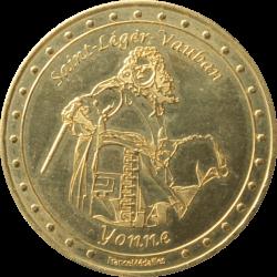 Médaille St Léger Vauban -...